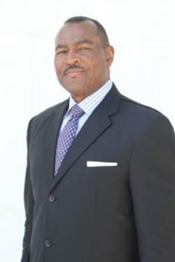 Pastor Page Photo